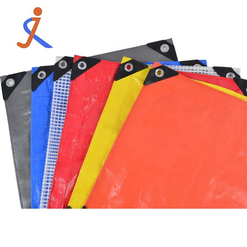 High Quality PE Tarpaulin Fabric for Car And Home Textile