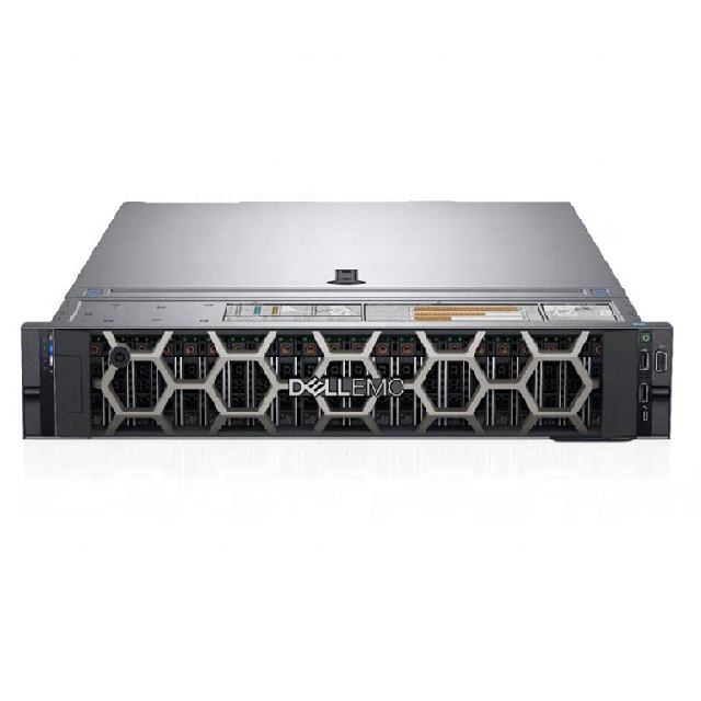 PC servidor de red Dell PowerEdge R7415 2U Rack Server AMD EPYC 7251 de 2,1 GHz/2,9 GHz 8C/16T 32M Cache (120W)