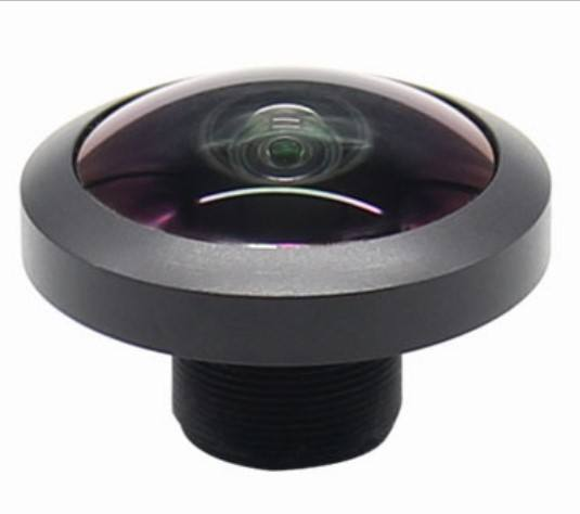 1.1mm HD 4 mp 1/3 inch M12 panoramic Board Fisheye Lens For UHD 4K Surveillance Security IP Camera SL-FE1121B4MP-13