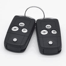 Factory Custom Remote Car Key Shell 2 3 Button Replacement For Mercedes Acura Accord City Fit CRV  Key