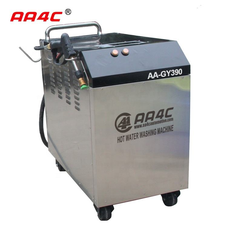 AA4C 75 degree hot water car washing machine high pressure washer steam car washer car care equipments tire shop used