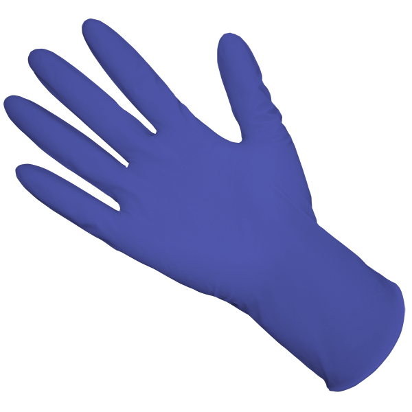 EBILTECH Wholesale household All sorts of color vinyl disposable latex nitrile gloves