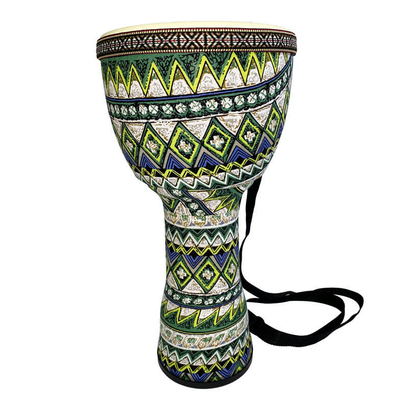 Wholesale china import african drum 10 inch pearl djembe indonesia of music djembe felle