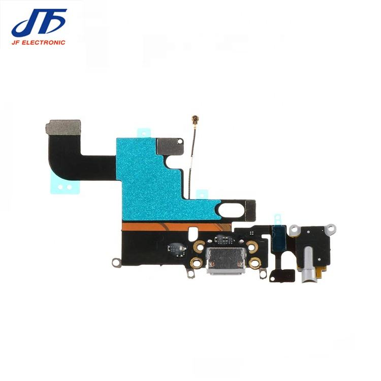 USB Charging Charger Dock Port Connector Headphone Jack Flex Cable For iPhone 6