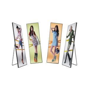 2.5mm Hd Indoor Poster Led Schermen Retail Reclame Led Display Voor Shopping Centre