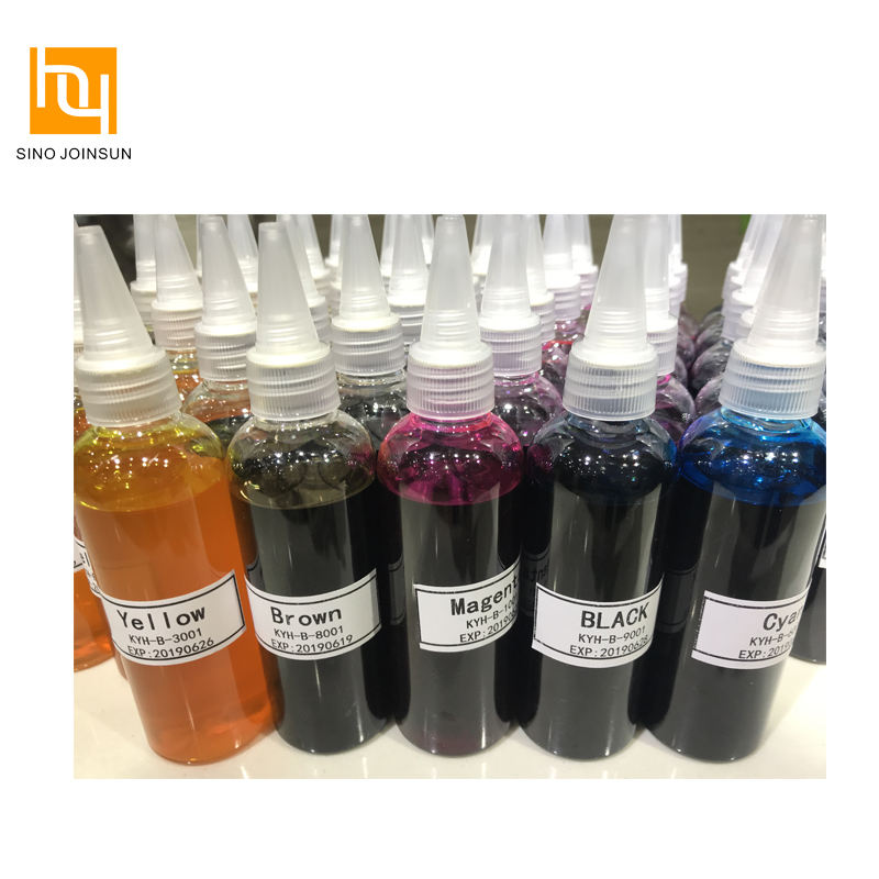 full color certificated edible ink coffee printer with sgs edible ink