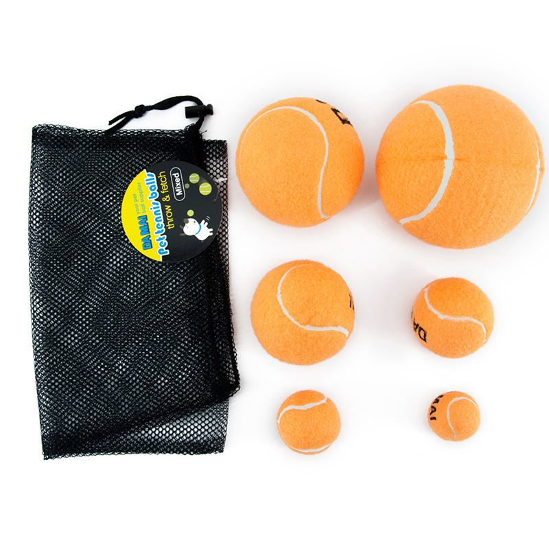 Personalized cheap professional training tennis ball