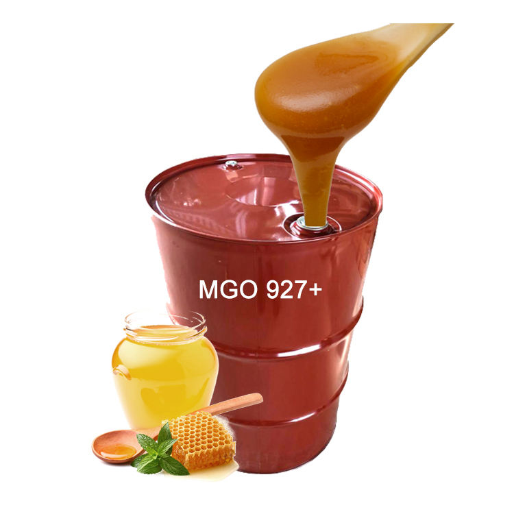 Cheap Price Halal Healthy New Zealand Bulk Natural Manuka Honey In Drum 300KG For Sale
