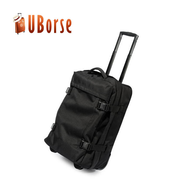Foldable Waterproof carry on duffel bag Business Sky Travel Bag