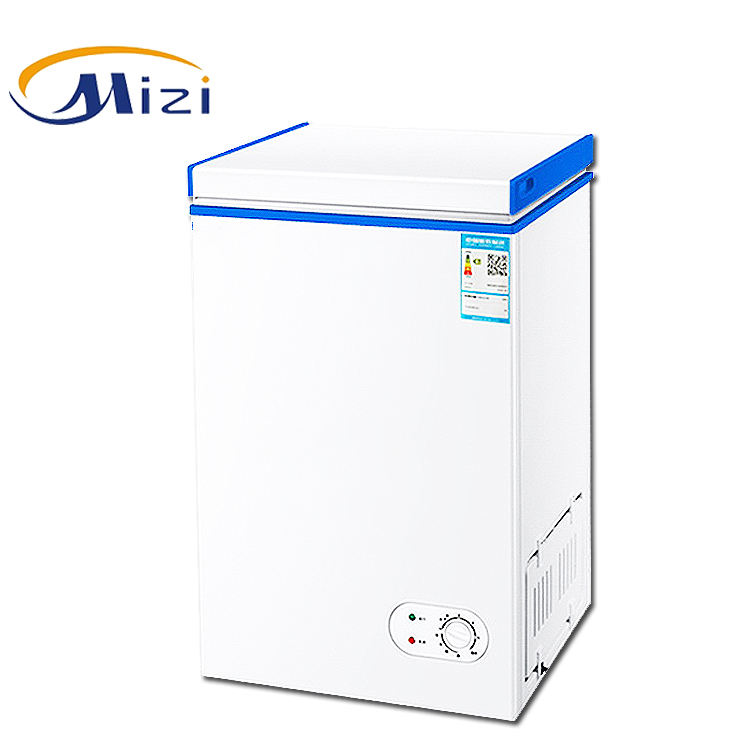 100L Portable small chest freezer