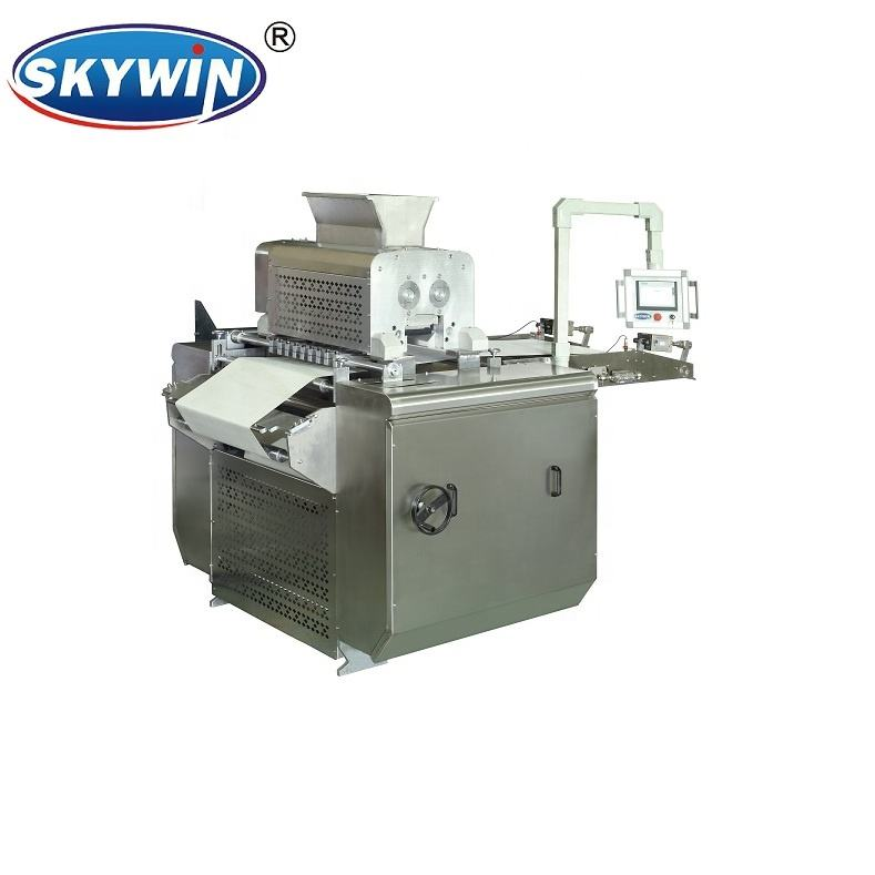 Automatic Depositor Small Cookie Biscuit Making Machine Cookies Maker Price