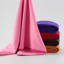 Microfiber towel hair drying towel  hot sale towle