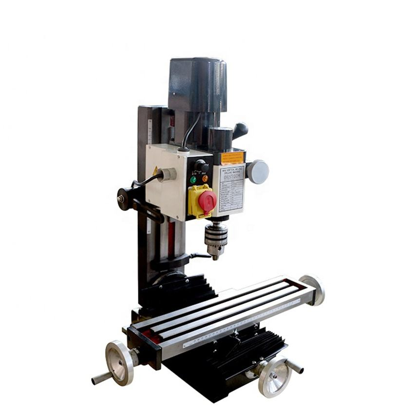 Vertical Tabletop Manual CNC Milling and drilling Machine