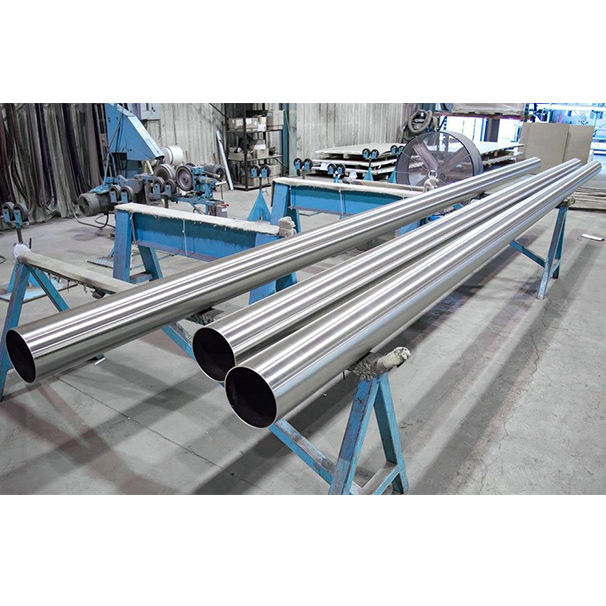 China Supply Mirror Polished Stainless 304 L Pipe