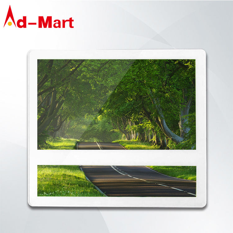 Lift Lift Screen Reclame panel mount muur mouted screen monitor lcd digital signage display