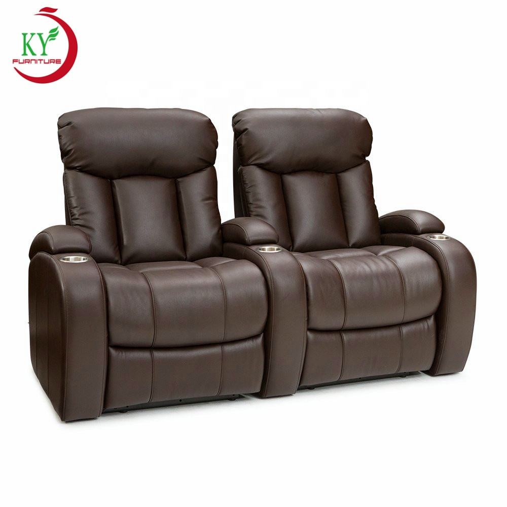 JKY Furniture China Wholesale Cinema Theater Massage Electric Recliner Chair Comfortable Elderly with Footrest