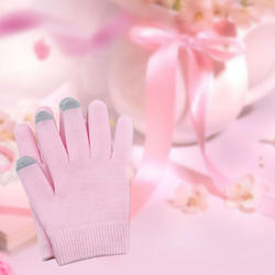 Hand gloves female hand care whitening and tender skin touch