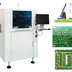 Full Automatic Smt Stencil Printers / Pcb Screen Printing Machine / Solder Paste Printer