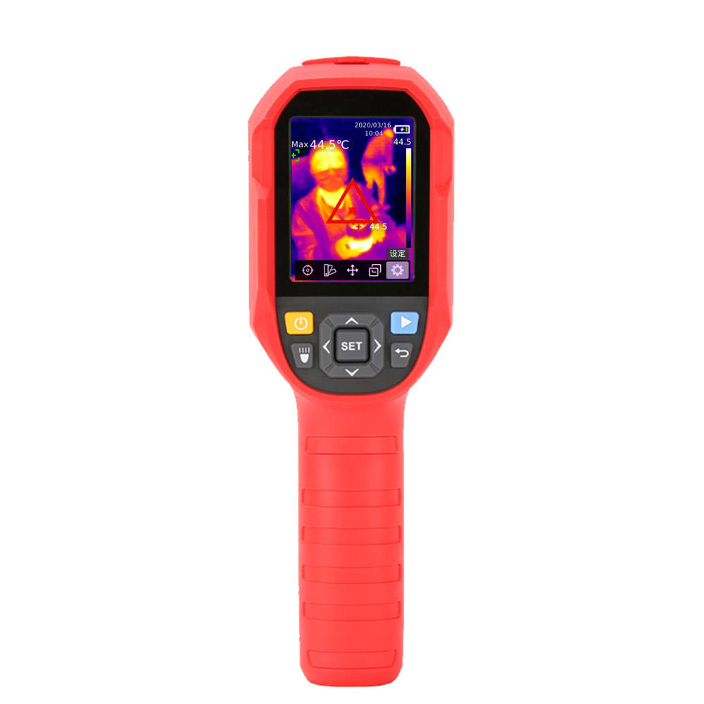 Real-time PC Handheld Portable Thermography Infrared Equipment Thermal Inspection Camera Body High Fever Measure