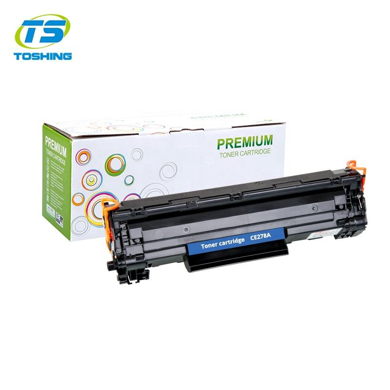 Compatible New CE278A toner cartridge for LaserJet Pro P1560 P1566v P1600 P1606DN M1536DNF printer