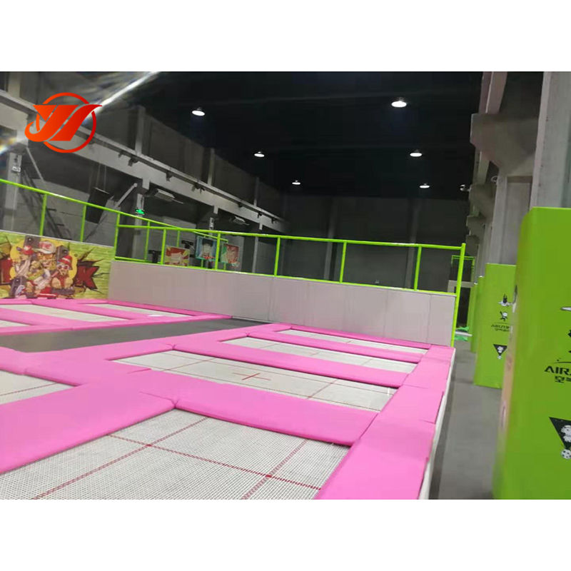 YIWANG Custom size indoor kids jump sport trampoline, jumping fitness