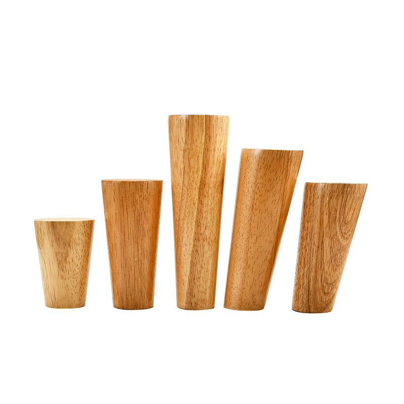 15cm Factory Price Wood Table Legs For Furniture Sofa Desk Cabinet