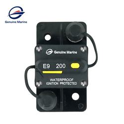 Overheating Protection Thermal Circuit Breaker For Marine Bo