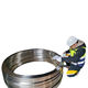Annealed ASTM A564 SUS630 type stainless steel 17-4 ph forgings ring
