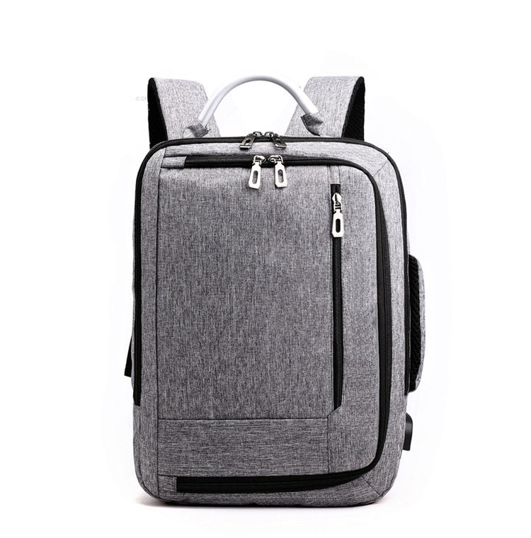 design fashion laptop backpack school 15.6 business rucksack nylon usb man backpacks