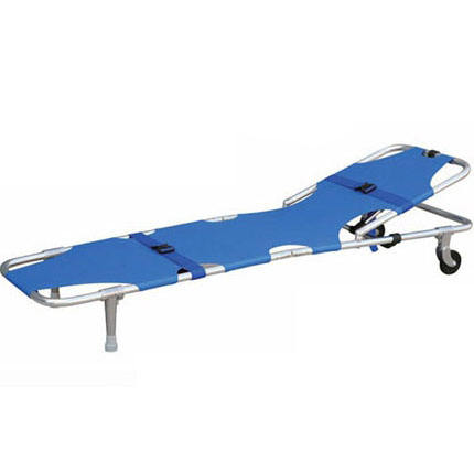 YJK_A3_1 Jiekang Chinese Ambulance Collapsible Weight Emergency Foldable Transport Stretchers