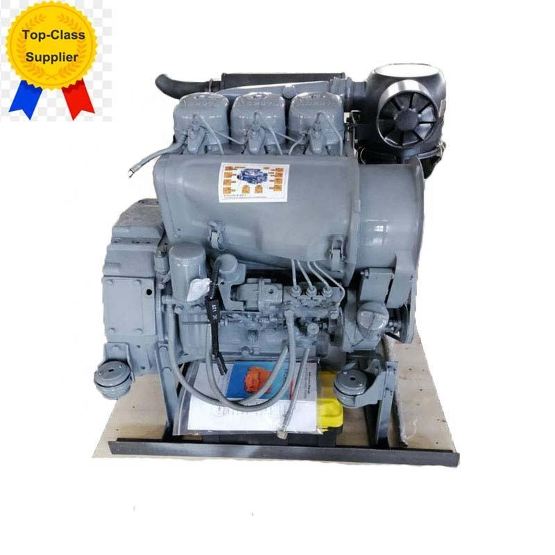 F3L912 3 cylinder air cooled industrial and generator deutz diesel engines 912