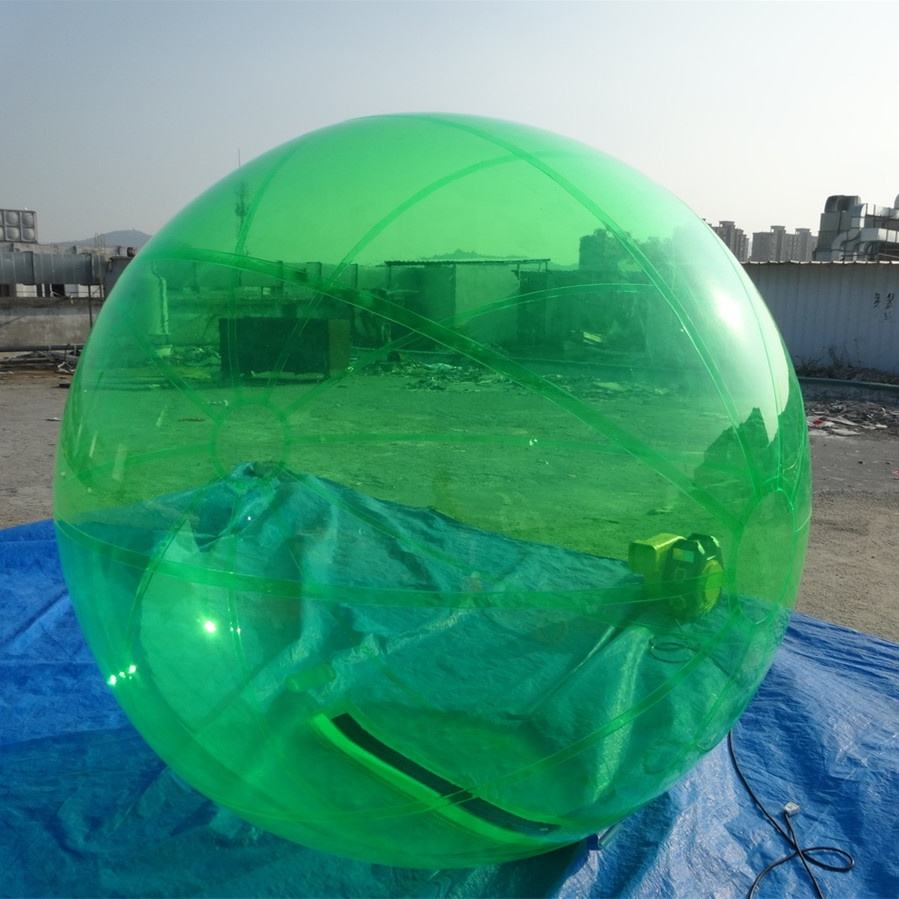 Airtight Big Inflatable Water zorb/water polo ball for walking