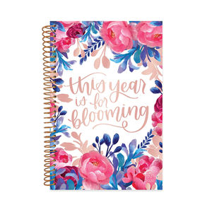 Budget Daily planners 2020 Calendar Year Day Planner Book Soft Cover Weekly Monthly Dated Agenda Organizer