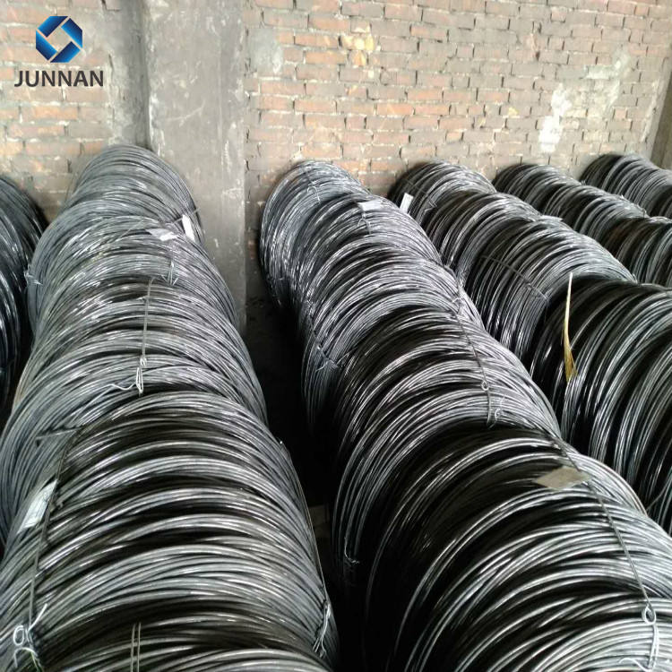 70# 82B 72A steel galvanized wire high carbon spring steel price BWG 18 wire gauge cold drawn steel wire for spring