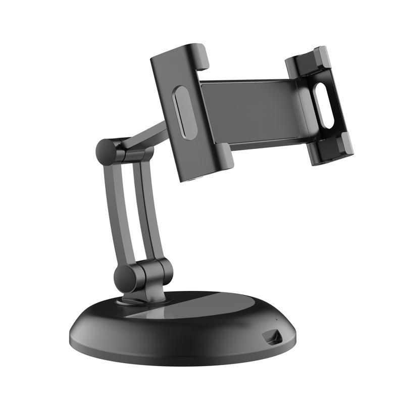 Modern customized adjustable tablet holder desk cell phone stand mount holder