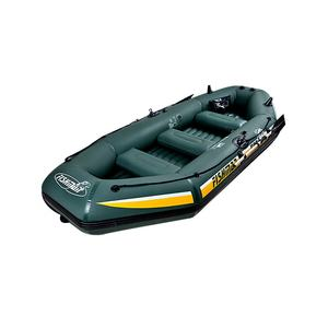 Rubber Dinghy Inflatable Boat For Kayaking Canoeing Rafting Fishing
