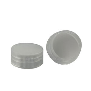 32mm clear Plastic cap screw top Cap Used for milk bottle water bottle