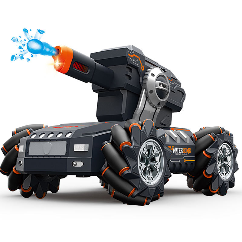 Wholesale Gesture Induction RC Drift One-Key Start intelligent battle 2.4G remote control toys 4WD RC Drift assault vehicle tank
