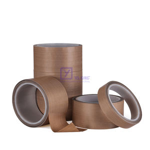 Manufacturer Supply Bag Sealing Cloth PTFE Fiberglass Adhesive Tape