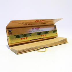 Natural Raw Smoking Rolling Paper / King Slim / Cone / Classic