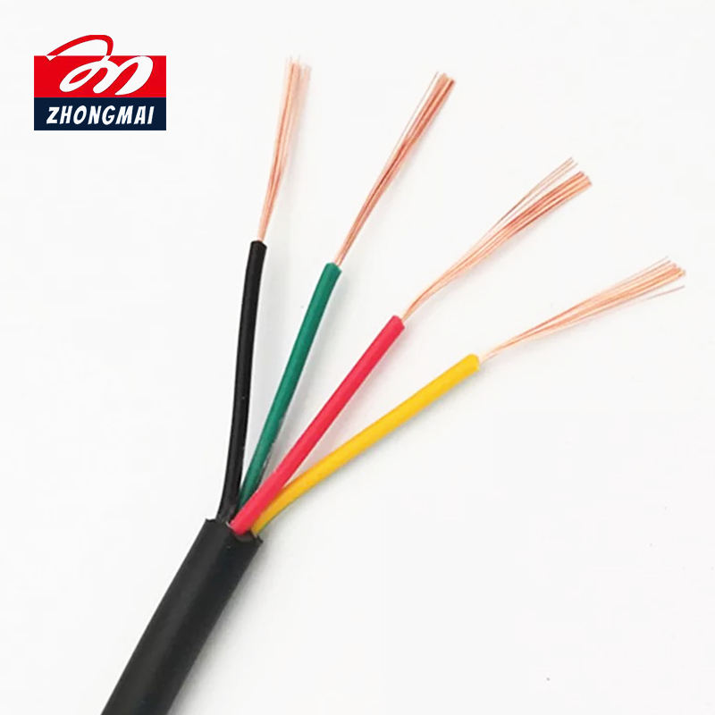 OEM sizes pvc xlpe copper wire prices 300/500v 10mm, 2.5mm 3x4mm2 cotton cable electrical wire cable