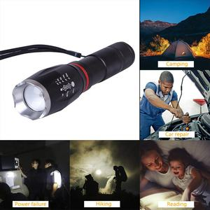 1000lm Zoomable COB 3AAA Battery Flashlight Magnetic Auto Work Light Torch LED Hand Torch