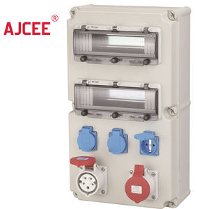 AJCEE OEM ODM distribution portable socket box