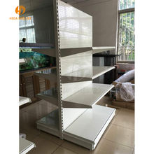 High quality Wire Metal Supermarket Shelves , Supermarket Shelving ,Supermarket Rack
