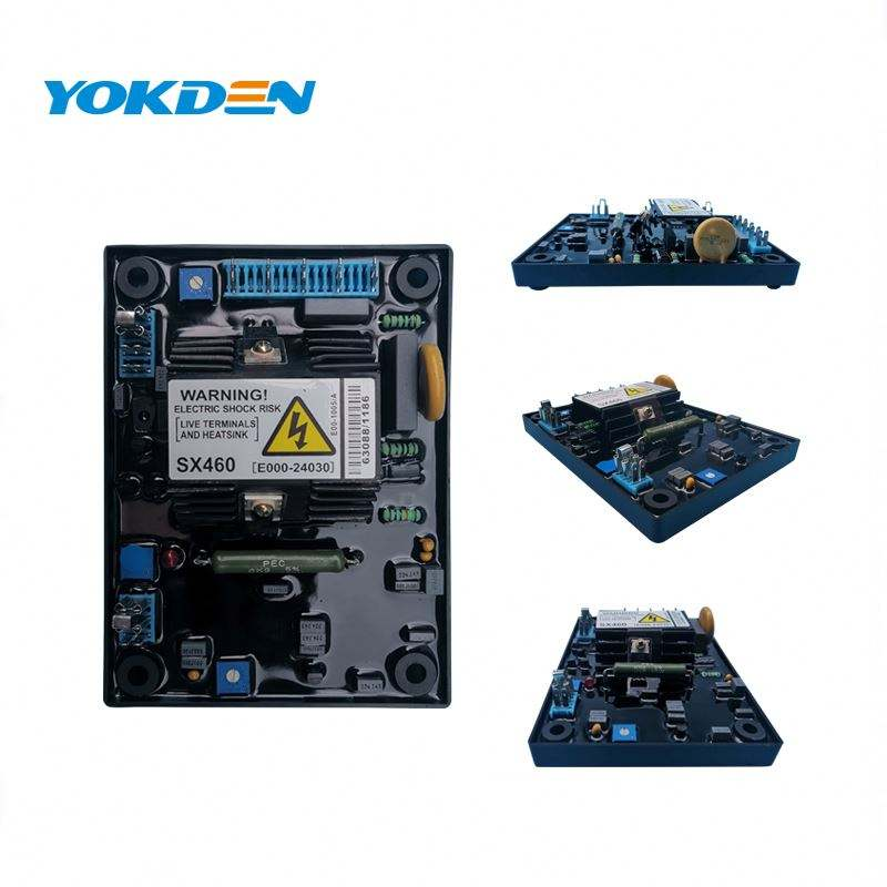 Generator Part Automatic Voltage Regulator SX460 AVR Factory price en espanol Generator Parts & Accessories