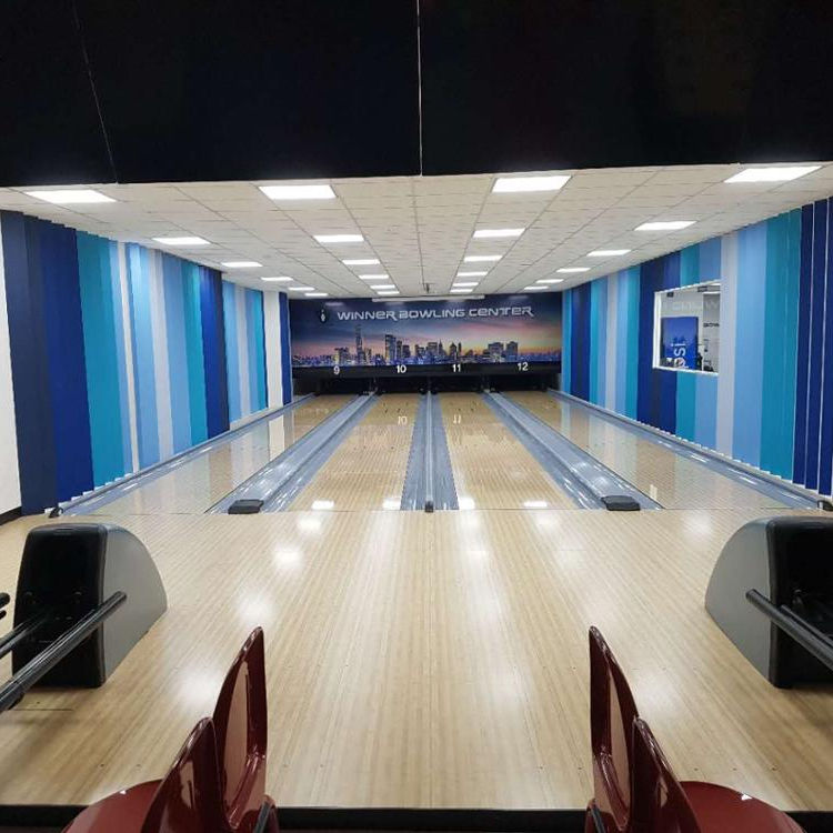 bowling equipment for AMF bowling alley