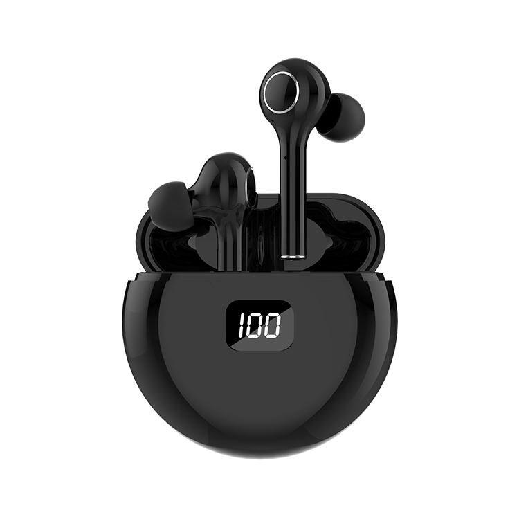 TW LED Power Display Touch Control Stereo TWS True Earphone 5.0 Headphone Wireless Earbuds