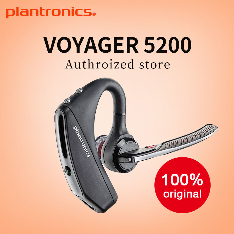 100% original plantronics voyager 5200 legend wireless earphone bluetooth headset for iPhone,Android