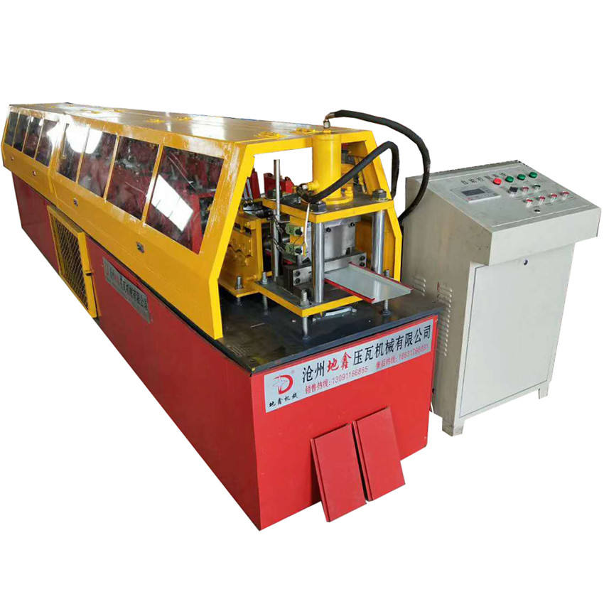 DX new design siding steel wall panel roll forming machine