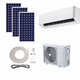 12000BTU 1TON 1.5HP ACDC SOLAR POWERED AIR CONDITIONING aire acondicionado solar CHEAP PRICES FACTORY OF SOLAR AIR CONDITIONER
